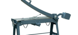 Гильотинные ножницы: основы работы с этим оборудованием