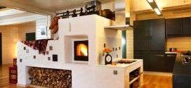 Как выбрать отопительную печь для загородного дома