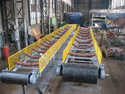 Ленточные конвейеры: устройство и область применения