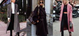 Мода: пять трендовых зимних пальто на этот сезон