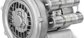 Вихревые воздуходувки: применение в промышленности