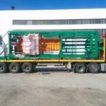 Доставка промышленного оборудования